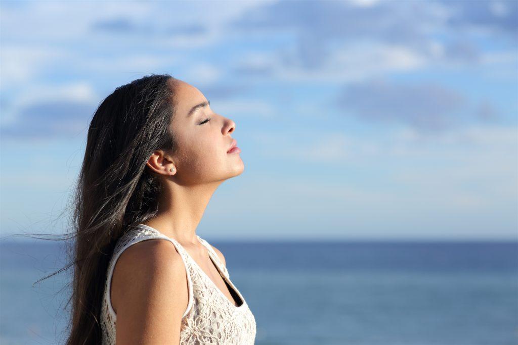 Resperiação é uma das formas de como diminuir o stress