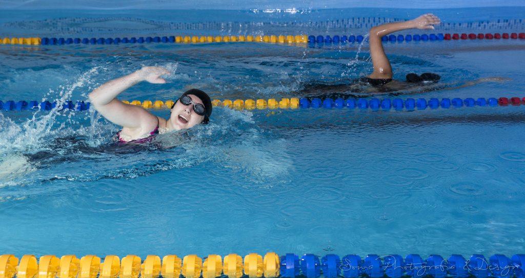 Benefícios da natação - Trabalhar o corpo todo