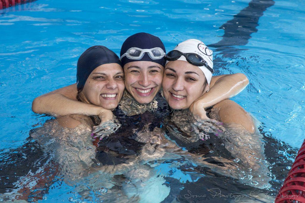 10 benefícios da natação - aumenta a auto estima