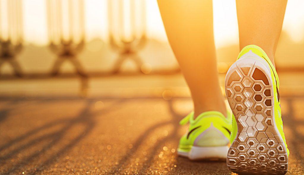os benefícios de manter o treino mesmo na férias
