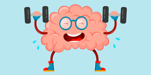 Exercícios físicos e a saúde mental