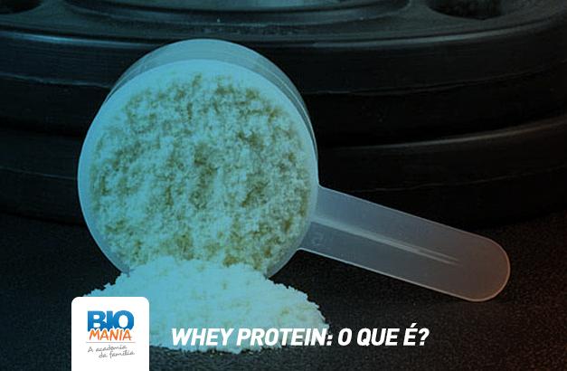 Whey Protein: O que é e porque você deveria inserir em sua deita