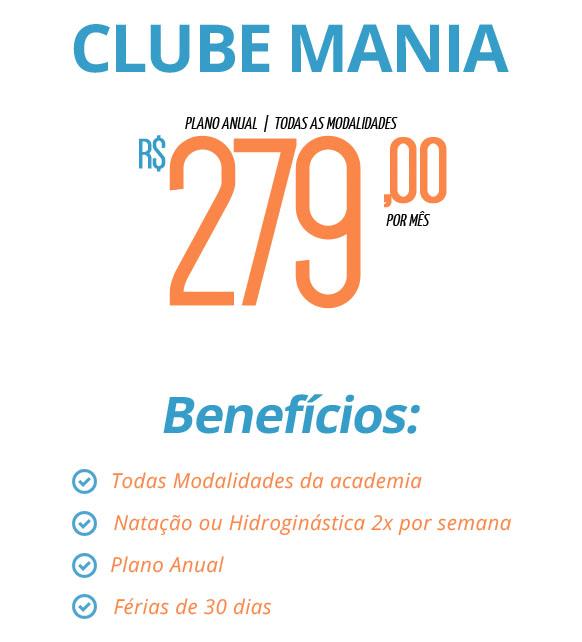 Clube Mania
